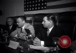 Image of House UnAmerican activities Committee hearing Los Angeles California USA, 1947, second 1 stock footage video 65675038013