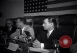 Image of House UnAmerican activities Committee hearing Los Angeles California USA, 1947, second 3 stock footage video 65675038013