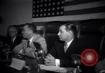 Image of House UnAmerican activities Committee hearing Los Angeles California USA, 1947, second 4 stock footage video 65675038013