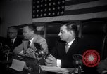 Image of House UnAmerican activities Committee hearing Los Angeles California USA, 1947, second 6 stock footage video 65675038013