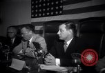 Image of House UnAmerican activities Committee hearing Los Angeles California USA, 1947, second 9 stock footage video 65675038013
