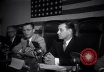 Image of House UnAmerican activities Committee hearing Los Angeles California USA, 1947, second 11 stock footage video 65675038013
