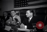 Image of House UnAmerican activities Committee hearing Los Angeles California USA, 1947, second 12 stock footage video 65675038013