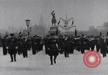 Image of Soviet and American soldiers Moscow Russia Soviet Union, 1945, second 6 stock footage video 65675038019