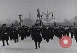 Image of Soviet and American soldiers Moscow Russia Soviet Union, 1945, second 7 stock footage video 65675038019