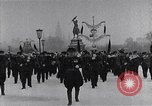 Image of Soviet and American soldiers Moscow Russia Soviet Union, 1945, second 8 stock footage video 65675038019