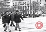 Image of General Van Fleet Athens Greece Syntagma Square, 1948, second 1 stock footage video 65675038021
