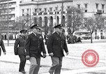Image of General Van Fleet Athens Greece Syntagma Square, 1948, second 2 stock footage video 65675038021