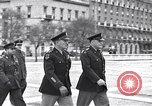 Image of General Van Fleet Athens Greece Syntagma Square, 1948, second 4 stock footage video 65675038021