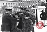 Image of General Van Fleet Athens Greece Syntagma Square, 1948, second 7 stock footage video 65675038021