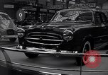 Image of International Auto Show New York City USA, 1956, second 5 stock footage video 65675038024