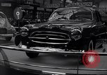 Image of International Auto Show New York City USA, 1956, second 6 stock footage video 65675038024
