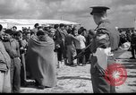 Image of British troops deal with mass of Jewish immigrants in Palestine Palestine, 1947, second 6 stock footage video 65675038026