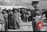 Image of British troops deal with mass of Jewish immigrants in Palestine Palestine, 1947, second 9 stock footage video 65675038026