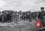 Image of British troops deal with mass of Jewish immigrants in Palestine Palestine, 1947, second 11 stock footage video 65675038026