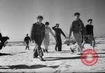 Image of British forces intercept illegal Jewish immigrants Palestine, 1947, second 8 stock footage video 65675038027