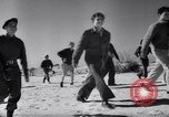 Image of British forces intercept illegal Jewish immigrants Palestine, 1947, second 9 stock footage video 65675038027