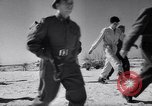 Image of British forces intercept illegal Jewish immigrants Palestine, 1947, second 10 stock footage video 65675038027