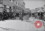 Image of British impose Martial Law in Eretz Israel Tel Aviv Palestine, 1947, second 11 stock footage video 65675038028