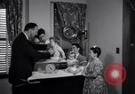 Image of dwarf family and babies Austin Texas USA, 1950, second 4 stock footage video 65675038031