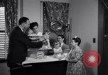 Image of dwarf family and babies Austin Texas USA, 1950, second 7 stock footage video 65675038031