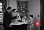 Image of dwarf family and babies Austin Texas USA, 1950, second 8 stock footage video 65675038031