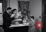 Image of dwarf family and babies Austin Texas USA, 1950, second 9 stock footage video 65675038031