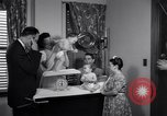 Image of dwarf family and babies Austin Texas USA, 1950, second 10 stock footage video 65675038031