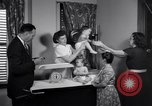 Image of dwarf family and babies Austin Texas USA, 1950, second 11 stock footage video 65675038031