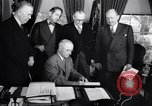 Image of Harry S Truman Washington DC USA, 1948, second 1 stock footage video 65675038034