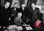 Image of Harry S Truman Washington DC USA, 1948, second 3 stock footage video 65675038034