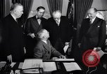 Image of Harry S Truman Washington DC USA, 1948, second 7 stock footage video 65675038034