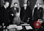 Image of Harry S Truman Washington DC USA, 1948, second 8 stock footage video 65675038034