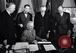 Image of Harry S Truman Washington DC USA, 1948, second 9 stock footage video 65675038034