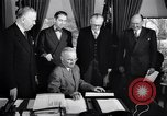 Image of Harry S Truman Washington DC USA, 1948, second 10 stock footage video 65675038034