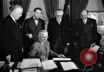 Image of Harry S Truman Washington DC USA, 1948, second 11 stock footage video 65675038034