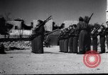 Image of soldiers Palestine, 1950, second 8 stock footage video 65675038035