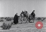 Image of Bedouins Sinai Peninsula, 1945, second 6 stock footage video 65675038045