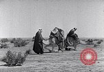 Image of Bedouins Sinai Peninsula, 1945, second 8 stock footage video 65675038045