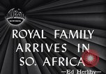 Image of British Royal family Cape Town South Africa, 1947, second 6 stock footage video 65675038051