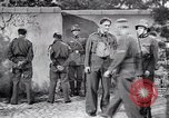 Image of British troops being interrogated United Kingdom, 1941, second 2 stock footage video 65675038074
