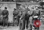 Image of British troops being interrogated United Kingdom, 1941, second 3 stock footage video 65675038074