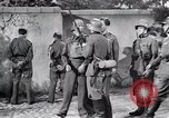Image of British troops being interrogated United Kingdom, 1941, second 4 stock footage video 65675038074