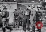 Image of British troops being interrogated United Kingdom, 1941, second 6 stock footage video 65675038074