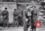 Image of British troops being interrogated United Kingdom, 1941, second 9 stock footage video 65675038074