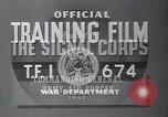 Image of British airmen United Kingdom, 1942, second 7 stock footage video 65675038076