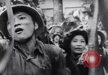 Image of North Vietnamese propaganda meeting Vietnam, 1966, second 7 stock footage video 65675038097