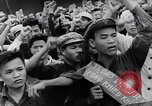 Image of North Vietnamese propaganda meeting Vietnam, 1966, second 10 stock footage video 65675038097