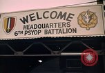 Image of 6th Psychological Operations Battalion Saigon Vietnam, 1967, second 12 stock footage video 65675038099