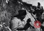 Image of German military operations against Soviet forces in winter Germany, 1944, second 4 stock footage video 65675038103